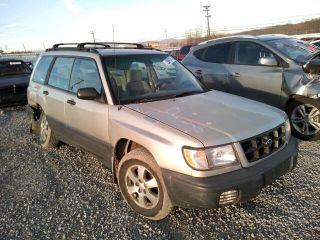 Subaru Forester L 2000
