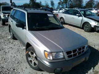 Subaru Forester S 2000