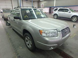 Subaru Forester 2.5X 2006