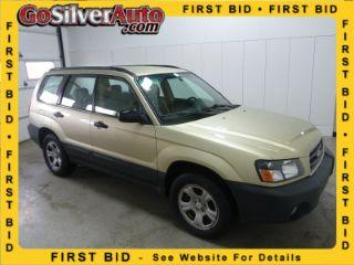 Subaru Forester 2.5X 2003