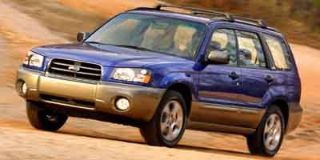 Subaru Forester 2.5X 2004