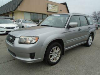 Subaru Forester Sports 2.5X 2008