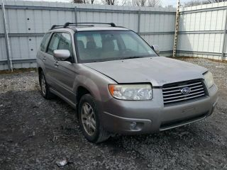 Used 2006 Subaru Forester 2.5X in Albany, New York