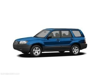 Subaru Forester 2.5XT 2008