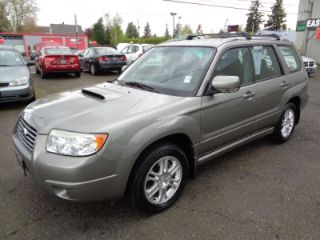 Subaru Forester 2.5XT 2006