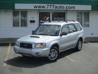 Subaru Forester 2.5XT 2004