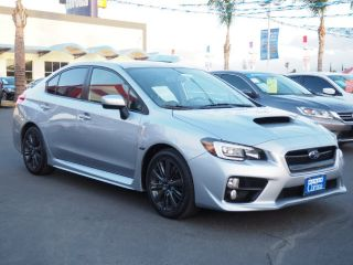 2015 Subaru WRX