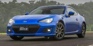 Subaru BRZ Limited 2018
