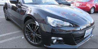 Subaru BRZ Limited 2013