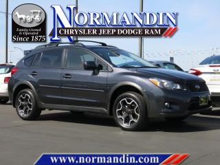 Used 2014 Subaru XV Crosstrek Limited in San Jose, California