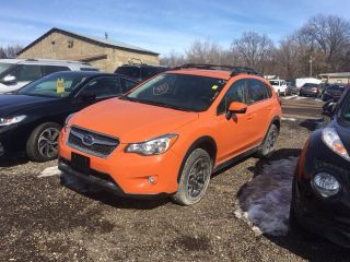 Subaru XV Crosstrek Limited 2015