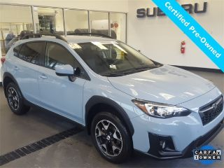 Used 2018 Subaru Crosstrek Premium in Bridgeport, West Virginia