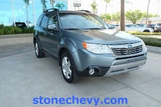 Used 2009 Subaru Forester 2.5X in Tulare, California