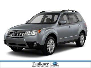 Subaru Forester 2.5X 2010