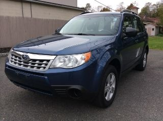 Subaru Forester 2.5X 2012