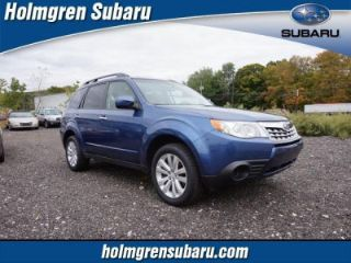 Used 2013 Subaru Forester 2.5X in North Franklin, Connecticut