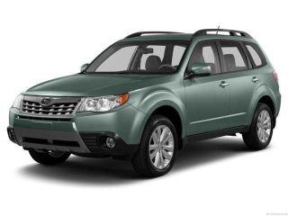 Subaru Forester 2.5X 2013
