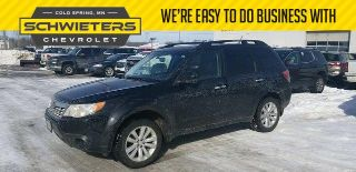 Used 2013 Subaru Forester 2.5X in Saint Cloud, Minnesota