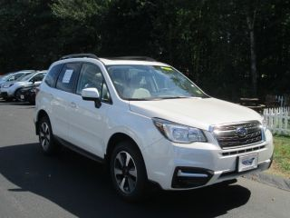 Used 2018 Subaru Forester 2.5i in Saco, Maine