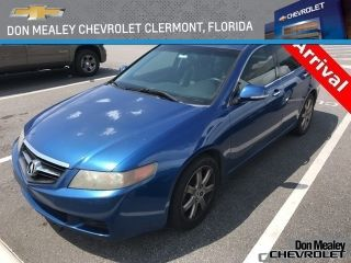 Used 2004 Acura TSX Base in Clermont, Florida
