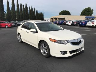 Used 2010 Acura TSX in Fairfield, California