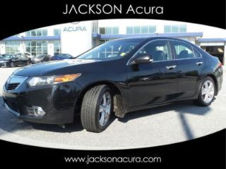 Acura TSX Technology 2011