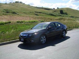 Acura TSX Technology 2013