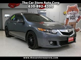 2010 Acura TSX Technology
