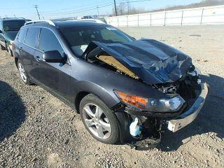 Acura TSX Technology 2012