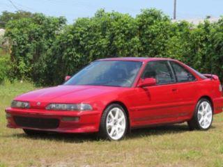 Used 1992 Acura Integra GS R In Miami Florida