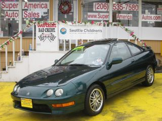 Used Acura Integra GS In Seattle Washington - 1999 acura integra gsr for sale