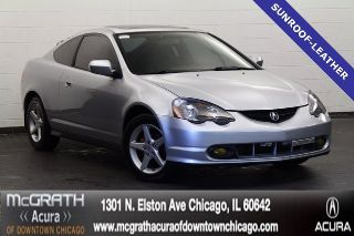 Used 2002 Acura RSX Base in Chicago, Illinois