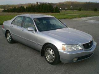Acura RL 2004