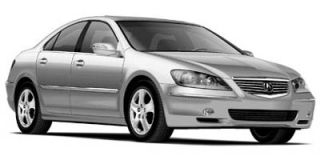 Used 2005 Acura RL in Westmont, Illinois