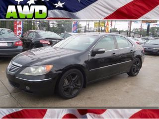 Used 2008 Acura RL in Detroit, Michigan