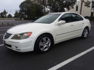 Used 2008 Acura RL in Newport Beach, California
