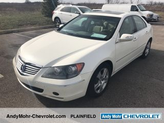 Acura RL Technology 2008