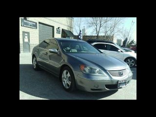 2007 Acura RL Technology