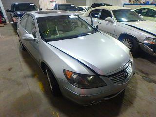 Acura RL Technology 2008