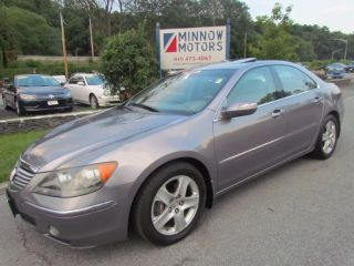 Used 2008 Acura RL Technology in Poughkeepsie, New York