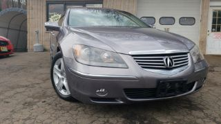 2008 Acura RL Technology