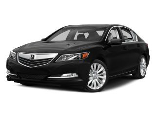 2015 Acura RLX Technology