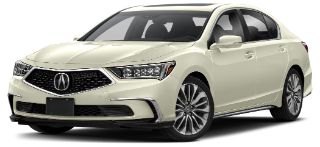 2018 Acura RLX Technology