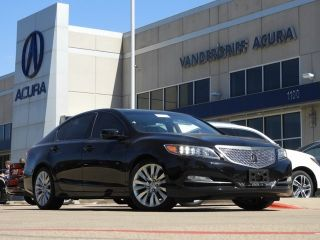 Acura RLX Technology 2015