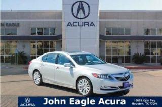 Acura RLX Technology 2015