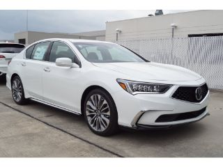 Acura RLX Technology 2018