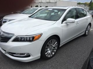 2015 Acura RLX Advance