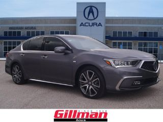 Acura RLX Advance 2018