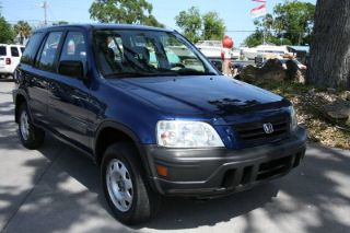 Honda CR-V LX 1999