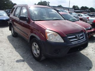 Honda CR-V LX 2006